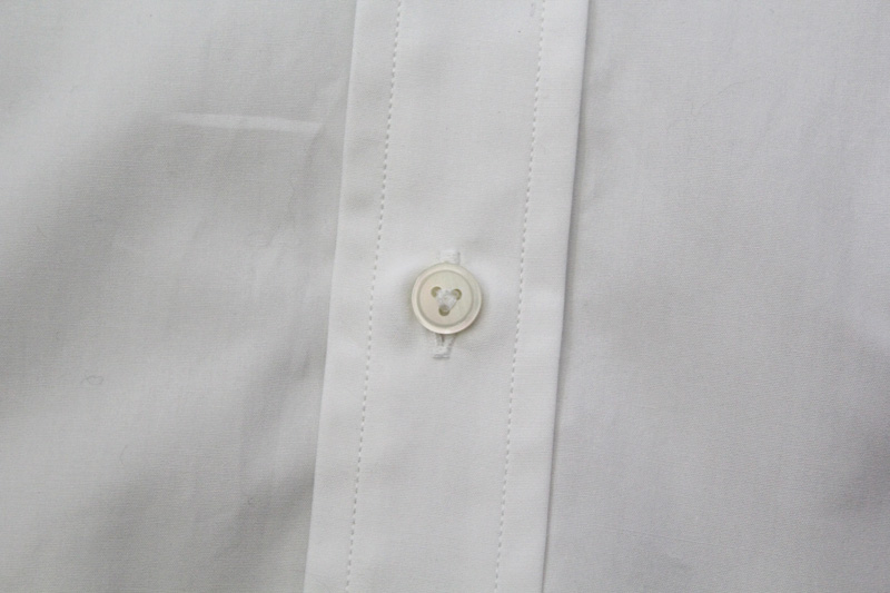 WORKERS|Widespread-Collar-Shirt|White【5】diaries-blog
