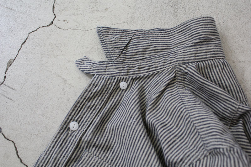 Daily Wardrobe Industry|Daily Work Shirt|Stripe【diaries-blog7】