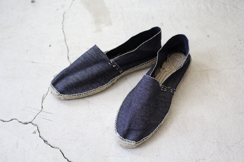 Don-Quichosse|Espadrille-Tuilliere|Denim【diaries-blog1】