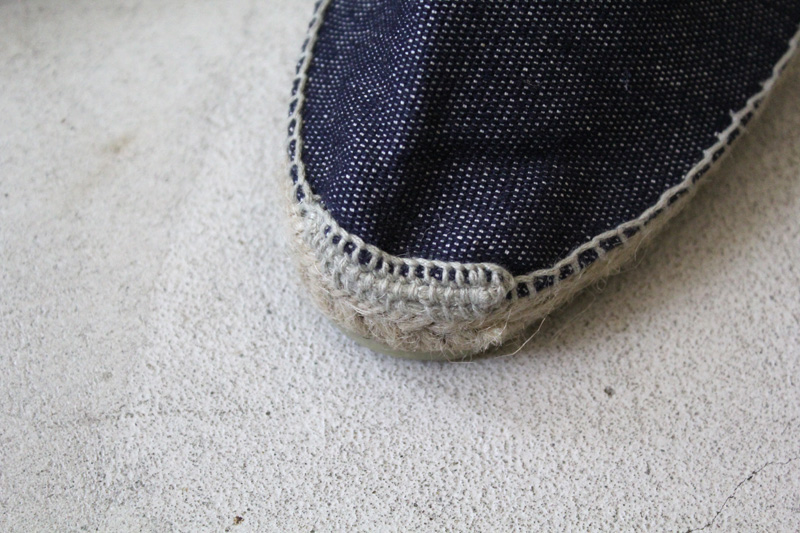 Don-Quichosse|Espadrille-Tuilliere|Denim【diaries-blog2】