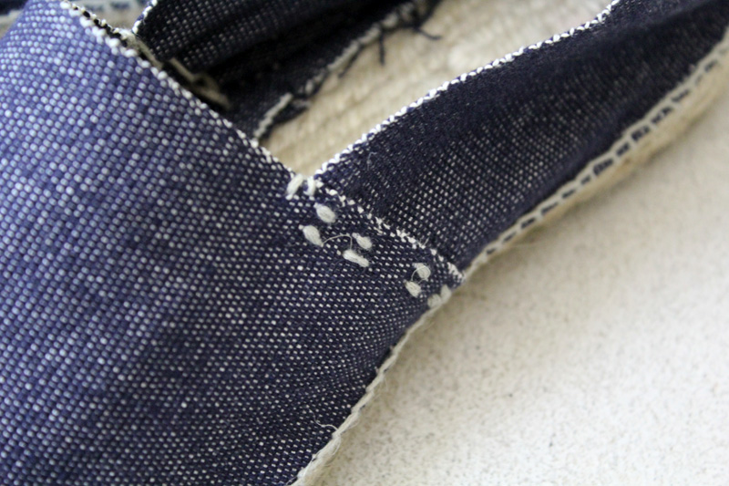 Don-Quichosse|Espadrille-Tuilliere|Denim【diaries-blog3】