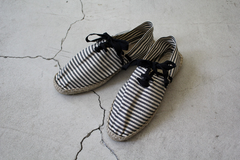 Don-Quichosse|Espadrille-Tuilliere|Stripe【diaries-blog1】
