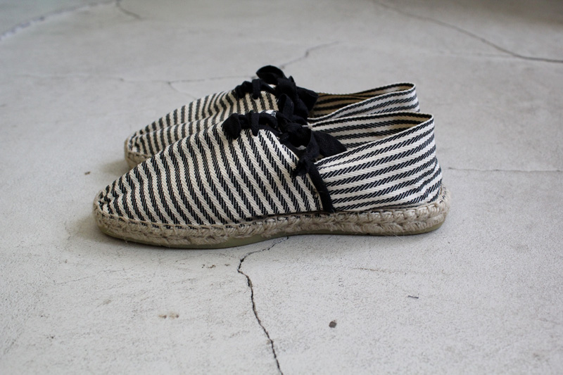 Don-Quichosse|Espadrille-Tuilliere|Stripe【diaries-blog4】