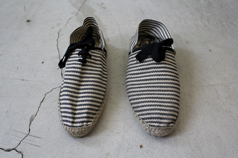 Don-Quichosse|Espadrille-Tuilliere|Stripe【diaries-blog8】