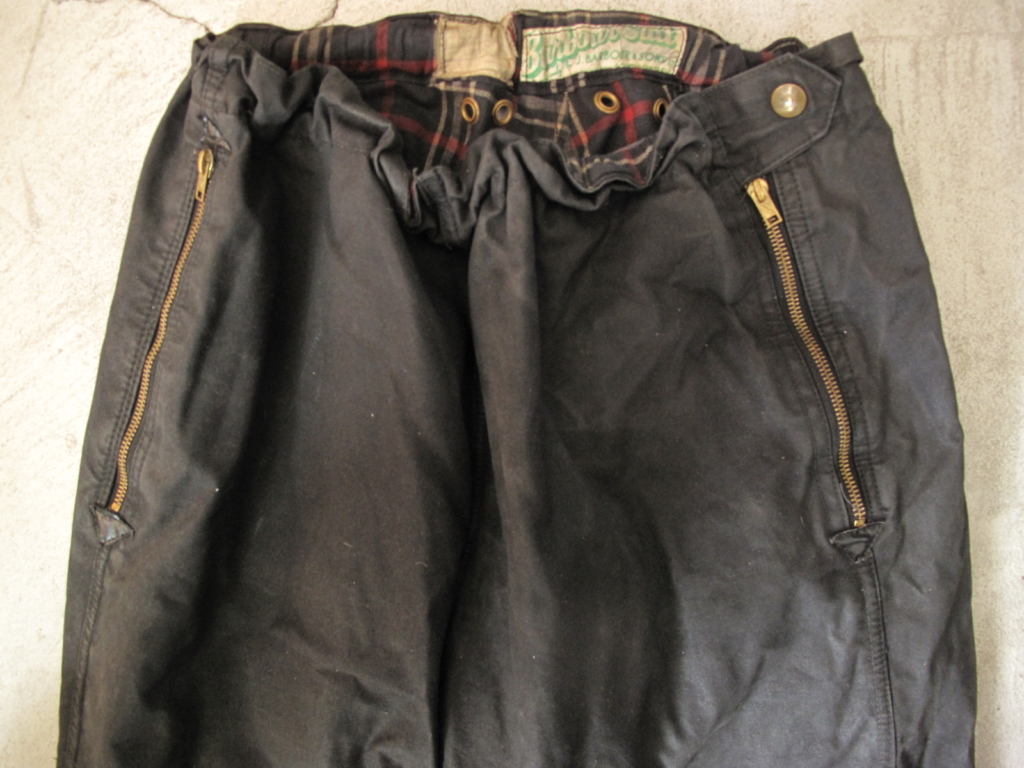 barbour international setup pants (3)